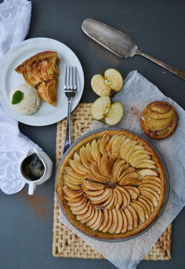 Herefordshire Apple Tart