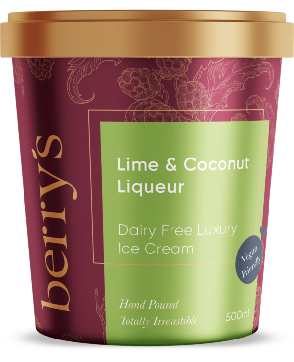 Lime & Coconut Dairy Free